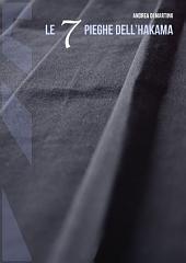 Le sette pieghe dell'hakama