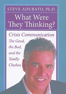 What Were They Thinking  Book