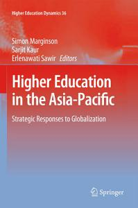 Higher Education in the Asia Pacific PDF