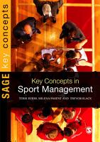 Key Concepts in Sport Management PDF