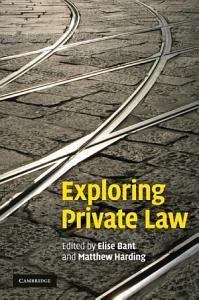 Exploring Private Law PDF
