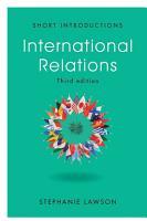 International Relations PDF
