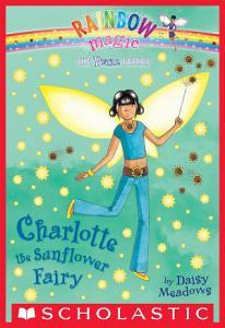 Petal Fairies #4: Charlotte the Sunflower Fairy