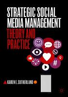 Strategic Social Media Management PDF