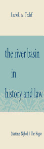 The River Basin in History and Law Book