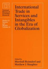 International Trade in Services and Intangibles in the Era of Globalization