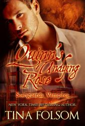 Quinn S Undying Rose Scanguards Vampires 6  Book PDF