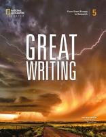 Great Writing 5  From Great Essays to Research PDF