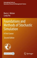 Foundations and Methods of Stochastic Simulation