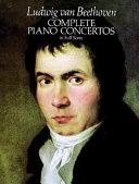 Complete piano concertos PDF