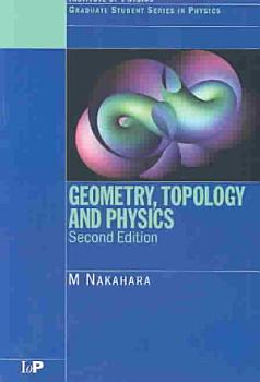Geometry  Topology and Physics  Second Edition PDF