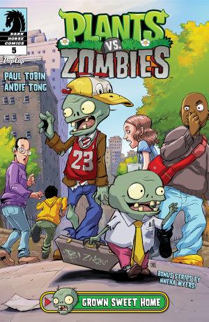 Plants vs  Zombies  5  Grown Sweet Home