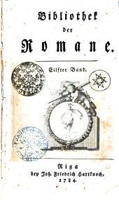 Bibliothek der Romane: Eilfter Band, Band 11