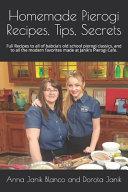 Homemade Pierogi Recipes  Tips  Secrets