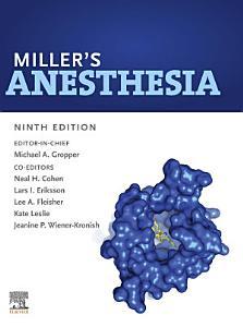 Miller s Anesthesia  2 Volume Set E Book PDF