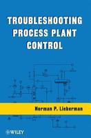 Troubleshooting Process Plant Control PDF
