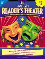 Fairy Tales Reader s Theater  eBook PDF