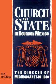 Church And State In Bourbon Mexico