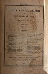 The Christian Examiner: Volume 8