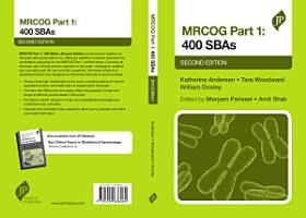 MRCOG Part 1  400 SBAs PDF