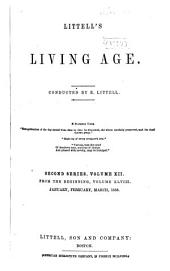The Living Age ...: Volume 48
