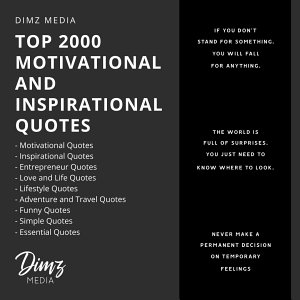 Top 2000 Motivational and Inspirational Quotes PDF