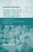 Principles of Radical CV Phonology PDF