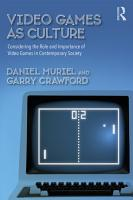 Video Games as Culture PDF