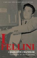 I  Fellini PDF