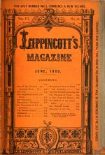 Lippincott's Magazine of Literature, Science and Education