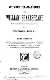 Oeuvres dramatiques de W. Shakespere,1