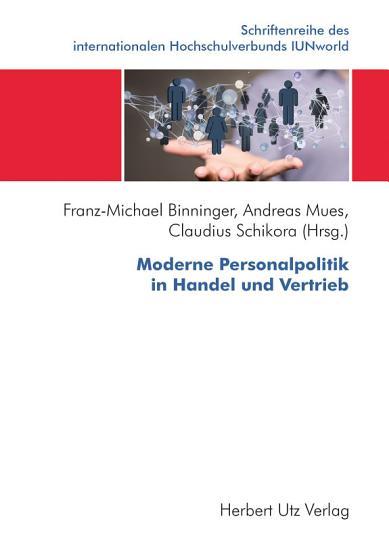 Moderne Personalpolitik in Handel und Vertrieb PDF