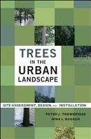 Trees in the Urban Landscape PDF