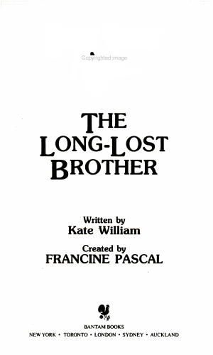 The Long lost Brother PDF