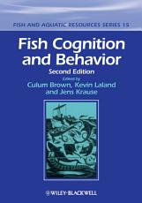 Fish Cognition and Behavior PDF