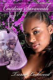 Courting Savannah: Interracial Romance