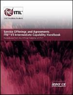 Service offerings and agreements ITIL V3 intermediate capability handbook