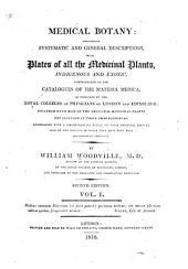 Medical Botany: Volume 1