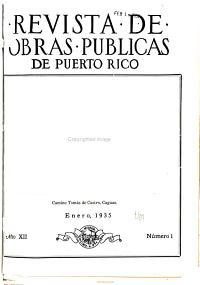 Revista de Obras P  blicas de Puerto Rico PDF