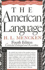 American Language PDF