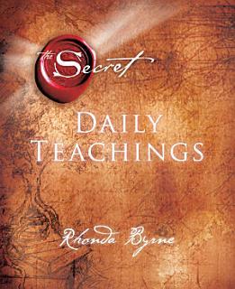 The Secret Daily Teachings Book