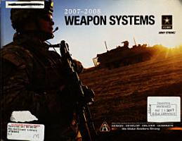 Weapon Systems PDF