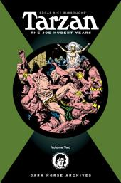 Tarzan Archives: The Joe Kubert Years Volume 2: Volume 2