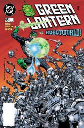 Green Lantern (1990-) #95