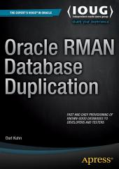 Oracle RMAN Database Duplication