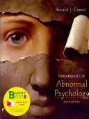 Fundamentals of Abnormal Psychology  Loose Leaf  Book