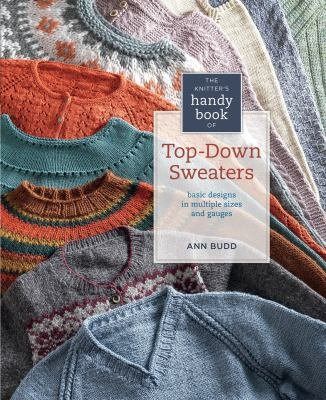 Download Knitter s Handy Book of Top Down Sweaters Book