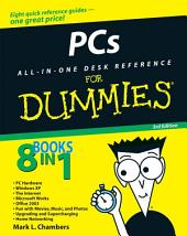 PCs All-in-One Desk Reference For Dummies: Edition 3