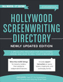Hollywood Screenwriting Directory Fall   Winter PDF
