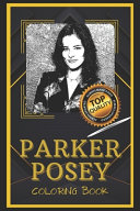 Parker Posey Coloring Book